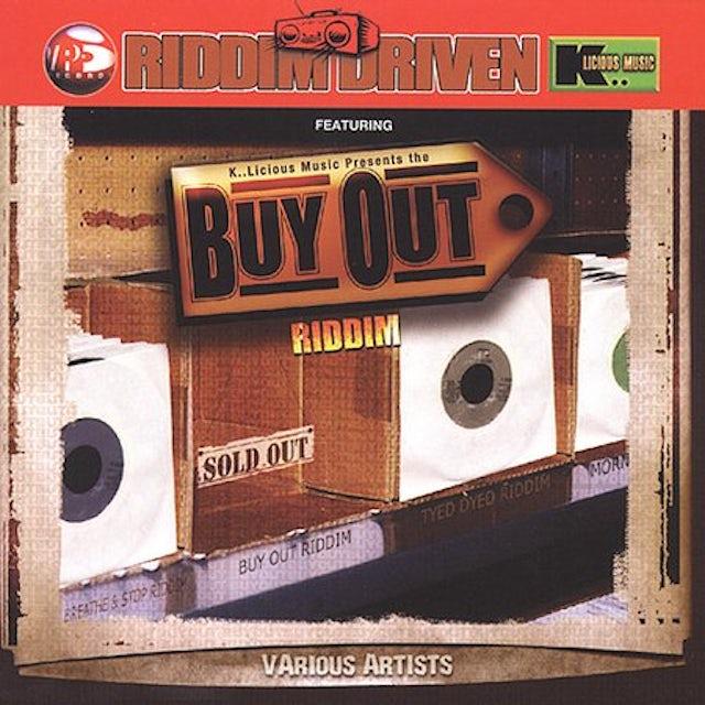 Riddim Driven: Buy Out / Various Vinyl Record
