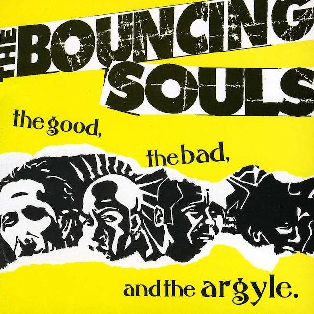 The Bouncing Souls GOOD BAD & ARGYLE CD