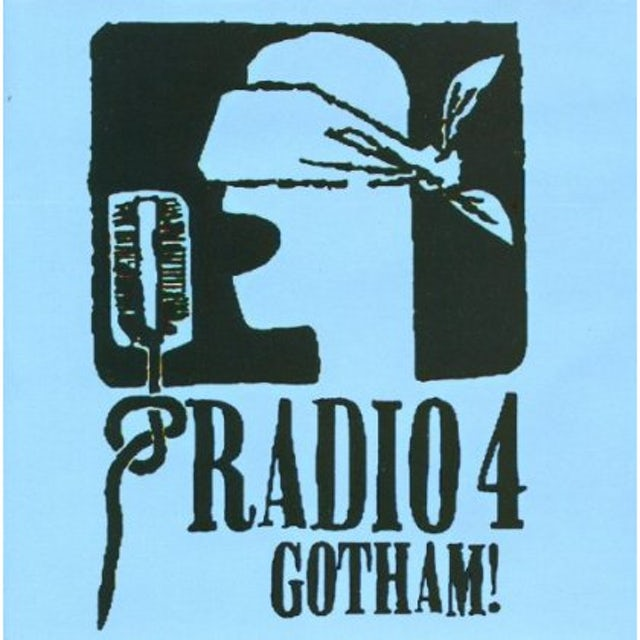 Radio 4 GOTHAM CD