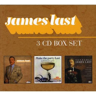 James Last 3 CD BOX SET CD