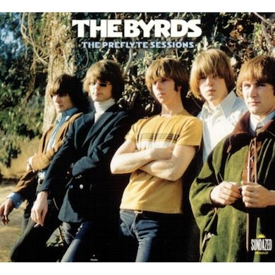 The Byrds PREFLYTE SESSIONS CD