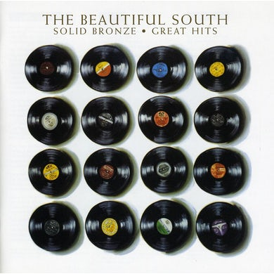 Beautiful South SOLID BRONZE: GREATEST HITS CD