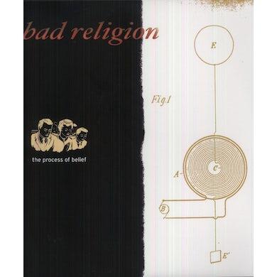 Bad Religion PROCESS OF BELIEF Vinyl Record