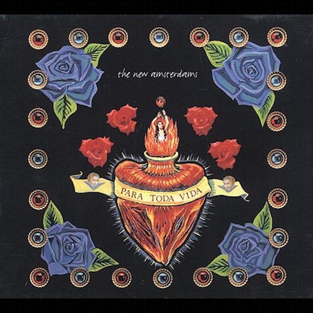 New Amsterdams PARA TODA VIDA CD