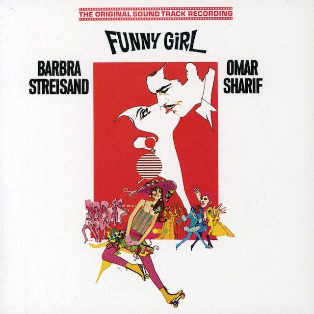 Barbra Streisand FUNNY GIRL / Original Soundtrack CD