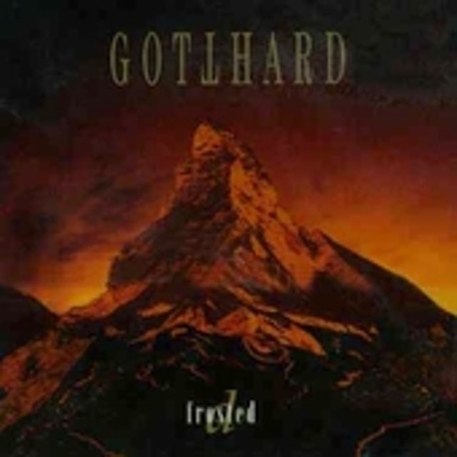 Gotthard FROSTED CD