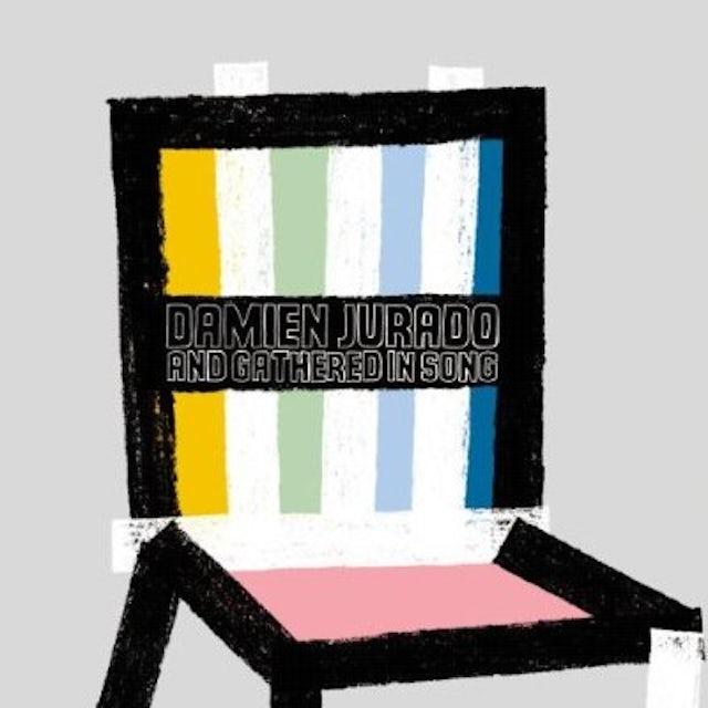 Damien Jurado & Gathered in Song I BREAK CHAIRS CD