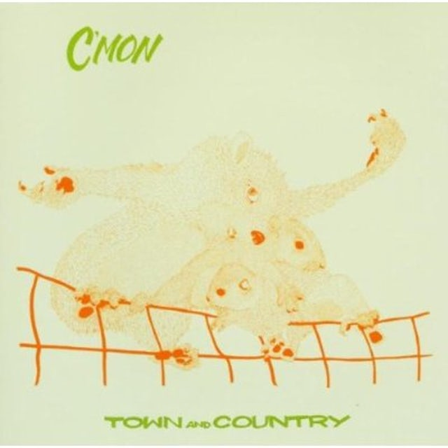 Town & Country C'MON CD
