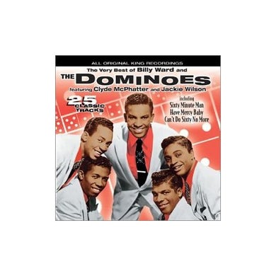 Billy Ward & His Dominoes VERY BEST OF BILLY WARD & DOMINOES CD