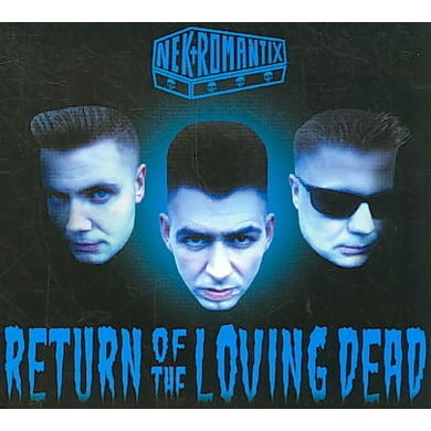 Nekromantix RETURN OF THE LOVING DEAD CD