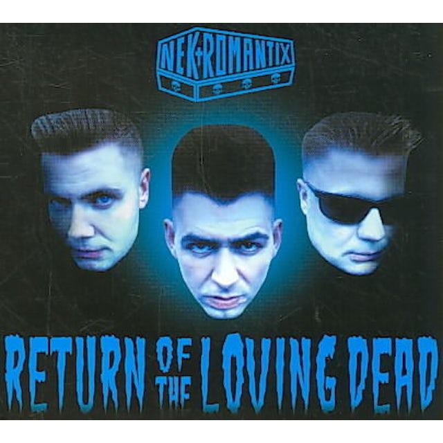 Nekromantix RETURN OF THE LOVING DEAD CD