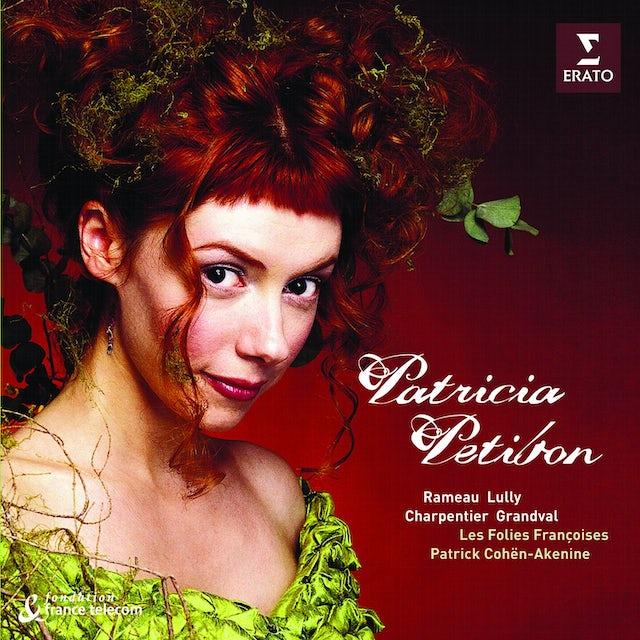 Patricia Petibon FRENCH BAROQUE VIRTUOSO ARIAS CD