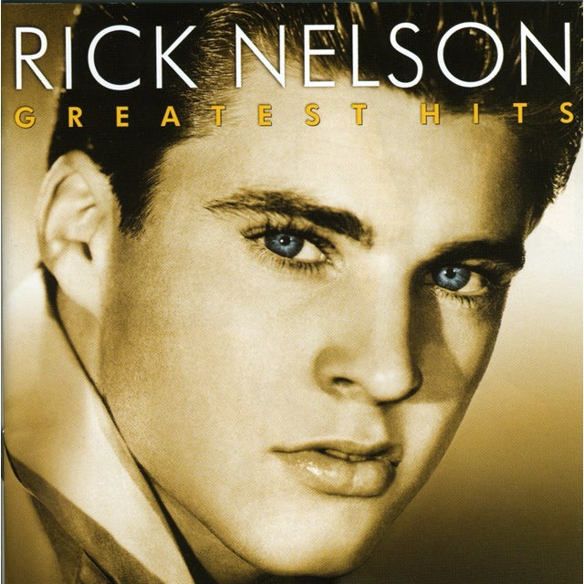 Rick Nelson GREATEST HITS CD