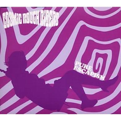 Cosmic Rough Riders PURE ESCAPISM CD