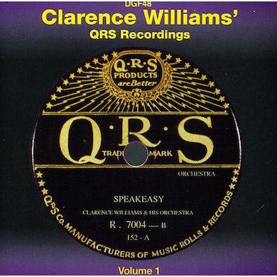 QRS RECORDINGS 1 CD