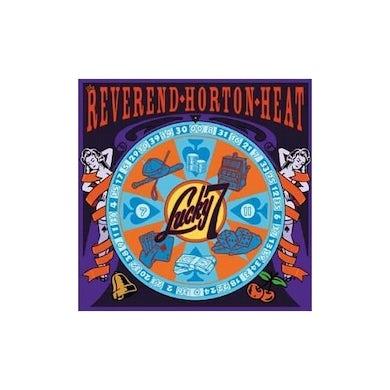 The Reverend Horton Heat LUCKY 7 CD