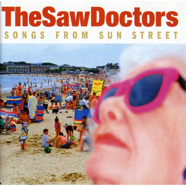 Saw Doctors SONGS FROM SUN STREET CD