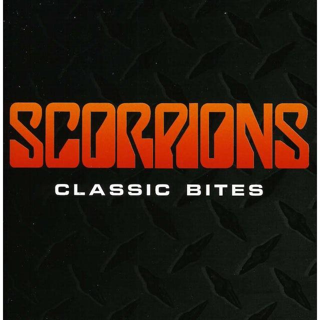 Scorpions CLASSIC BITES CD