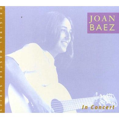Joan Baez IN CONCERT 1 CD