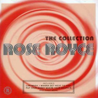Rose Royce COLLECTION CD
