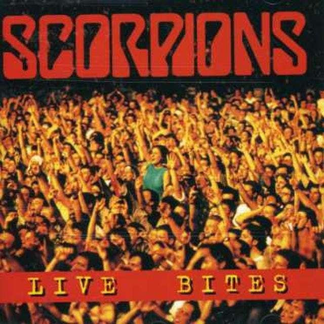 Scorpions LIVE BITES CD