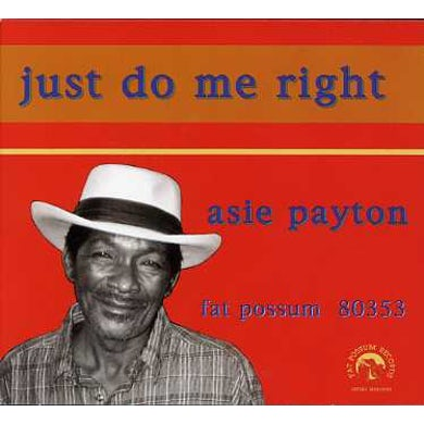 Asie Payton JUST DO ME RIGHT CD