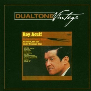 Roy Acuff VOICE OF COUNTRY MUSIC CD