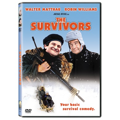 SURVIVORS DVD