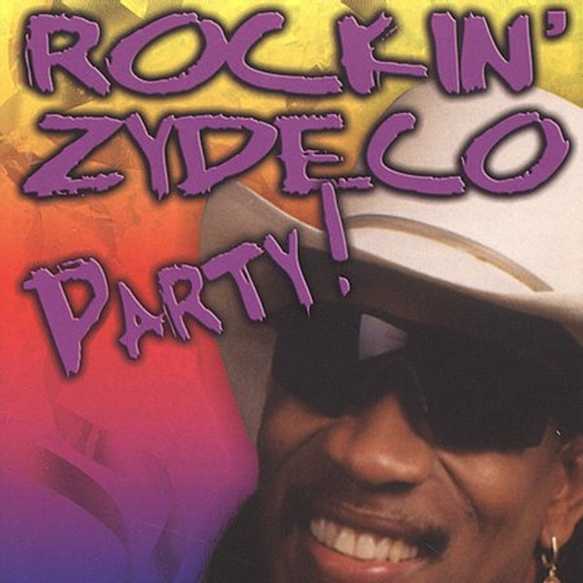 Rockin Dopsie ROCKIN ZYDECO PARTY CD