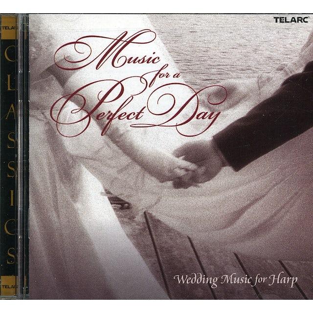 Yolanda Kondonassis MUSIC FOR A PERFECT DAY: WEDDING MUSIC FOR HARP CD