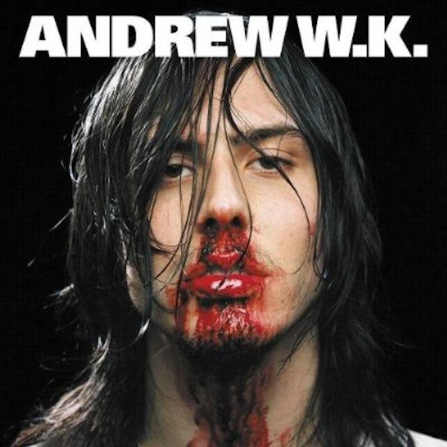 Andrew Wk I GET WET CD