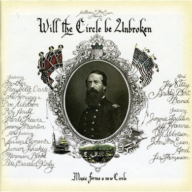 Nitty Gritty Dirt Band WILL CIRCLE BE UNBROKEN (30TH ANN EDITION) CD