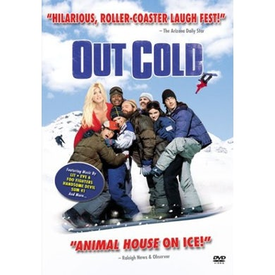 OUT COLD (2001) DVD