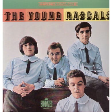 The Young Rascals Vinyl Record