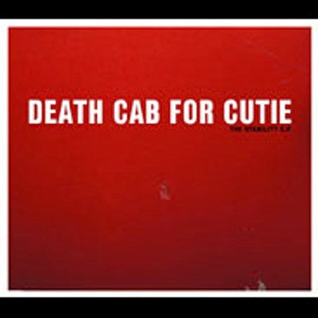 Death Cab For Cutie STABILITY CD
