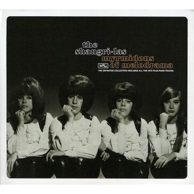 Shangri-Las MYRMIDONS OF MELODRAMA: DEFINITIVE COLLECTION CD