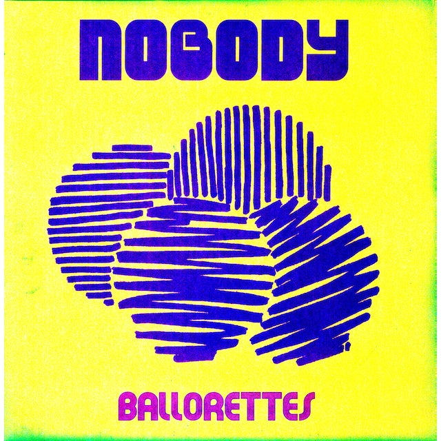 Nobody BALLORETTES GROOP GROOVE / IMAGES OF APRIL Vinyl Record