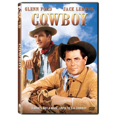 COWBOY (1958) DVD