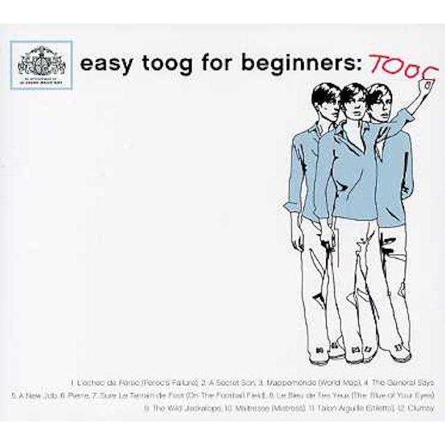 EASY TOOG FOR BEGINNERS CD