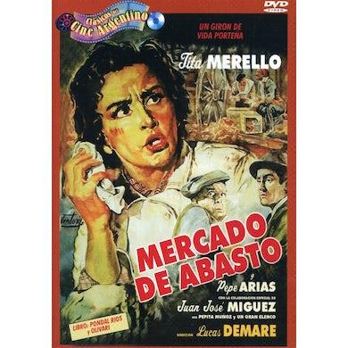 MERCADO DE ABASTO DVD