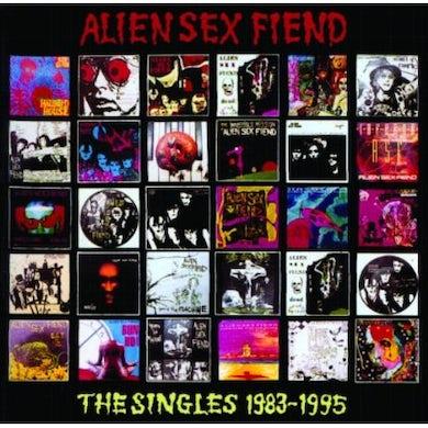 Alien Sex Fiend SINGLES 1983-1995 CD