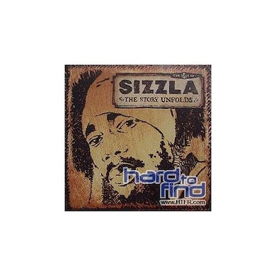 Sizzla STORY CONTINUES BEST OF Vinyl Record
