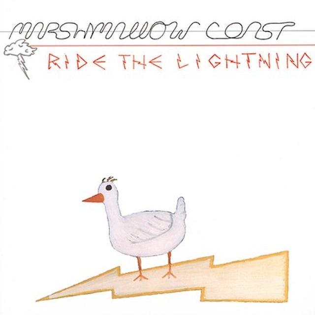 MARSHMALLOW COAST RIDE THE LIGHTNING CD