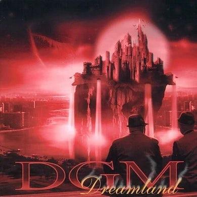 DGM DREAMLAND CD