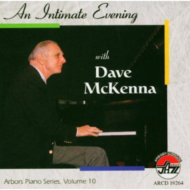 INTIMATE EVENING WITH DAVE MCKENNA CD