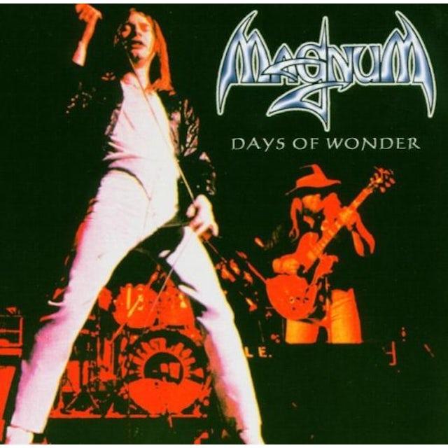 Magnum DAYS OF WONDER CD