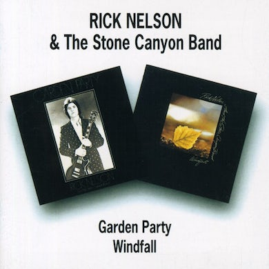 Rick Nelson GARDEN PARTY / WINDFALL CD