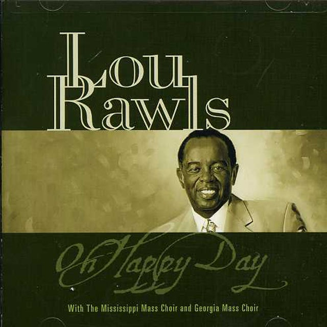 Lou Rawls OH HAPPY DAY CD