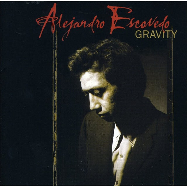 Alejandro Escovedo GRAVITY CD