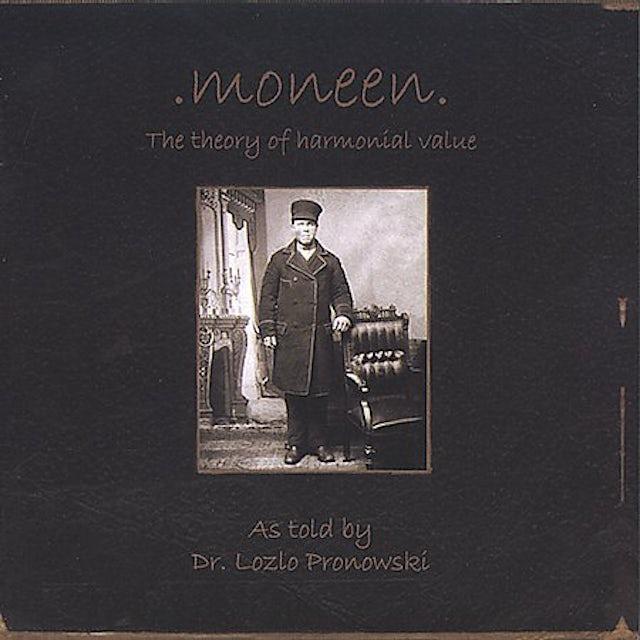 Moneen THEORY OF HARMONIAL VALUE CD